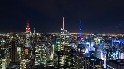 New York CitySkyline